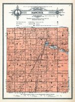 Hancock Township, Waushara County 1914